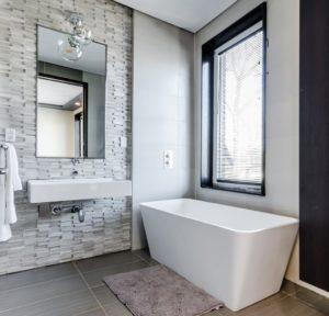 Een gietvloer is de ideale vloer voor jouw badkamer